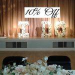 Wedding offer 2019